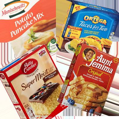 Mixes And Meal Kits