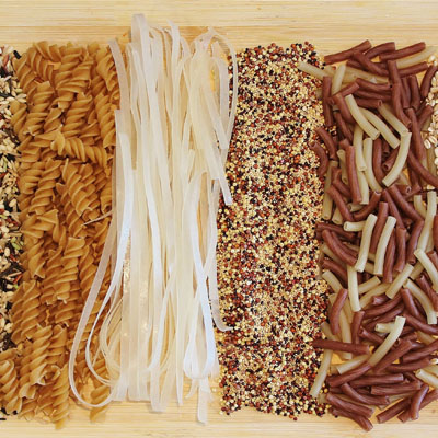 Rice, Grains, Pasta & Beans